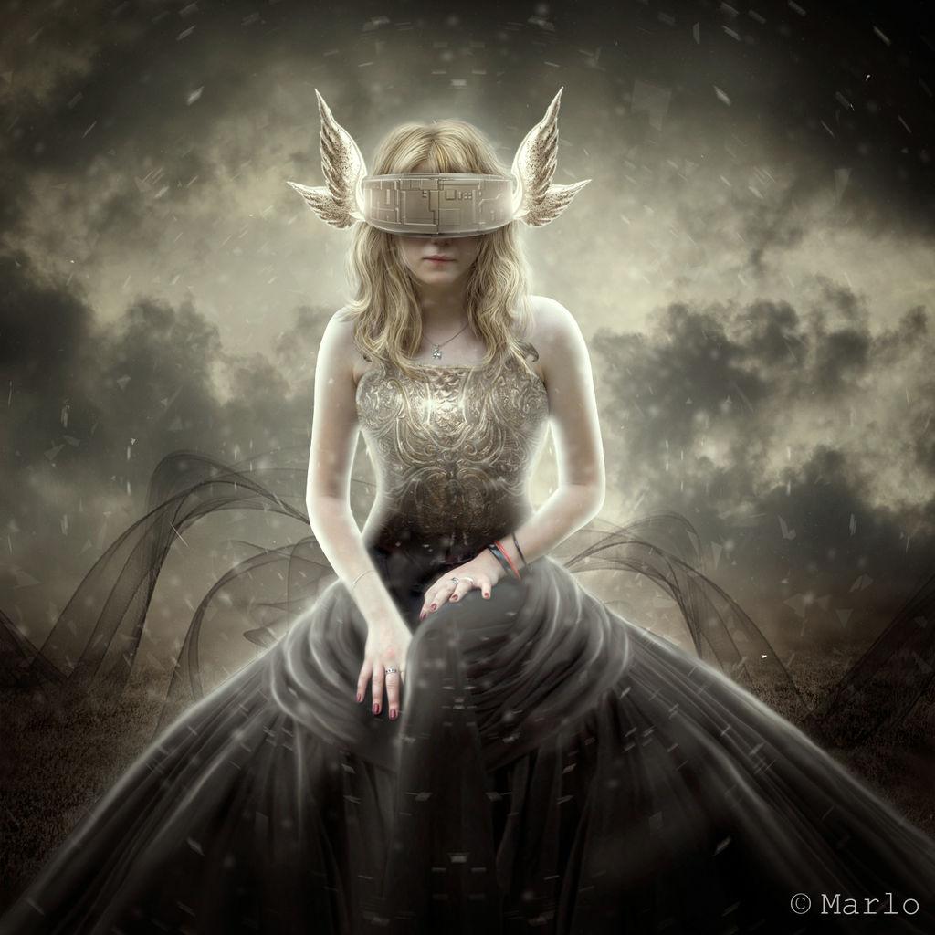 Valkyrie-Fantasy-by-Marlo