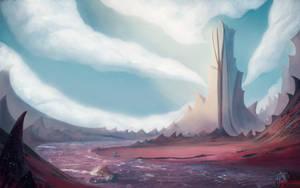 Unknown Lands by AranniHK
