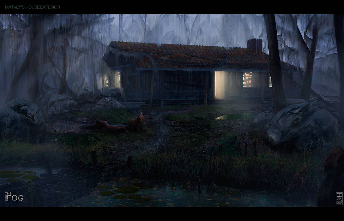 Project FOG - Matvey's House by AranniHK