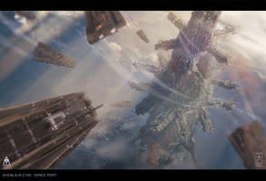 S2150 - The Space Port by AranniHK