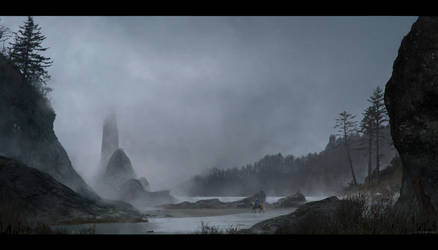 Foggy Lands by AranniHK