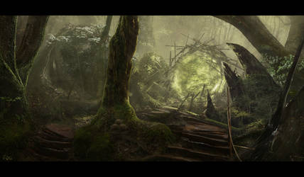 Project FOG - Swamp Way Concept by AranniHK