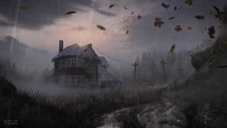 Hour of Silence - The Abandoned House by AranniHK