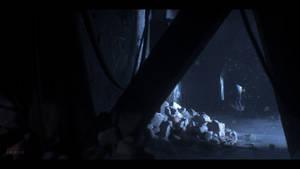 Nightmare's Embrace - Ruined Corridor