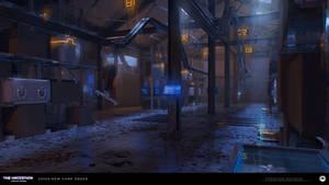 The Uncertain - Warehouse Environment V3
