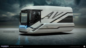 The Uncertain - Hovervan Design