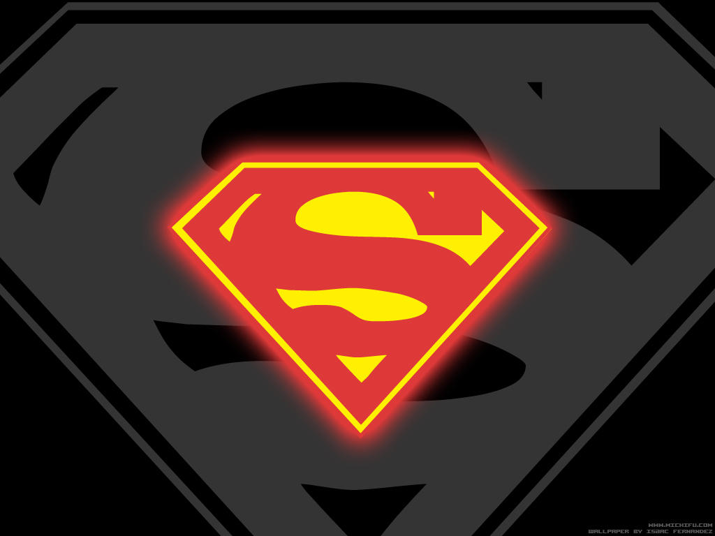 Black And Red Superman Logo Wallpaper Superman Black Wallpaper by