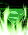 Superman Kryptonite Moto V525