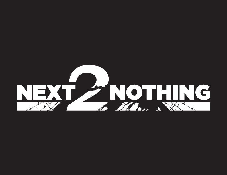 Next to Nothing alternate logo 1 by MisterBlackwood
