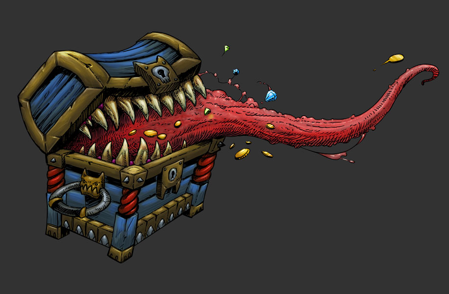 Mimic Concept by MisterBlackwood