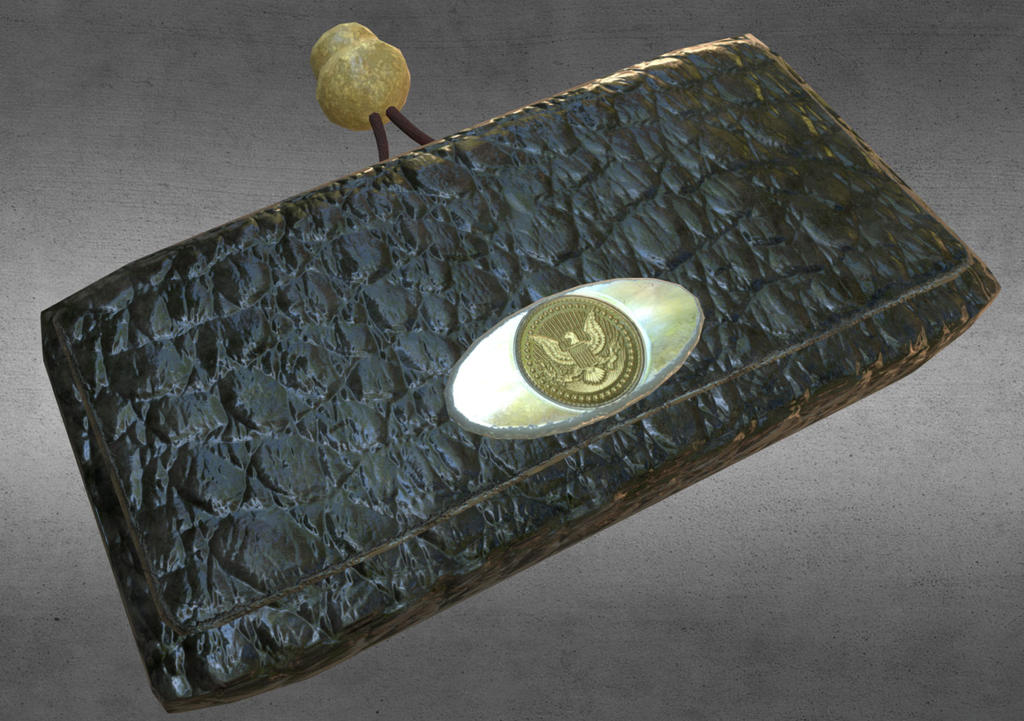 Fancy Tobacco Pouch by MisterBlackwood