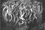Ainur. Children of Iluvatar