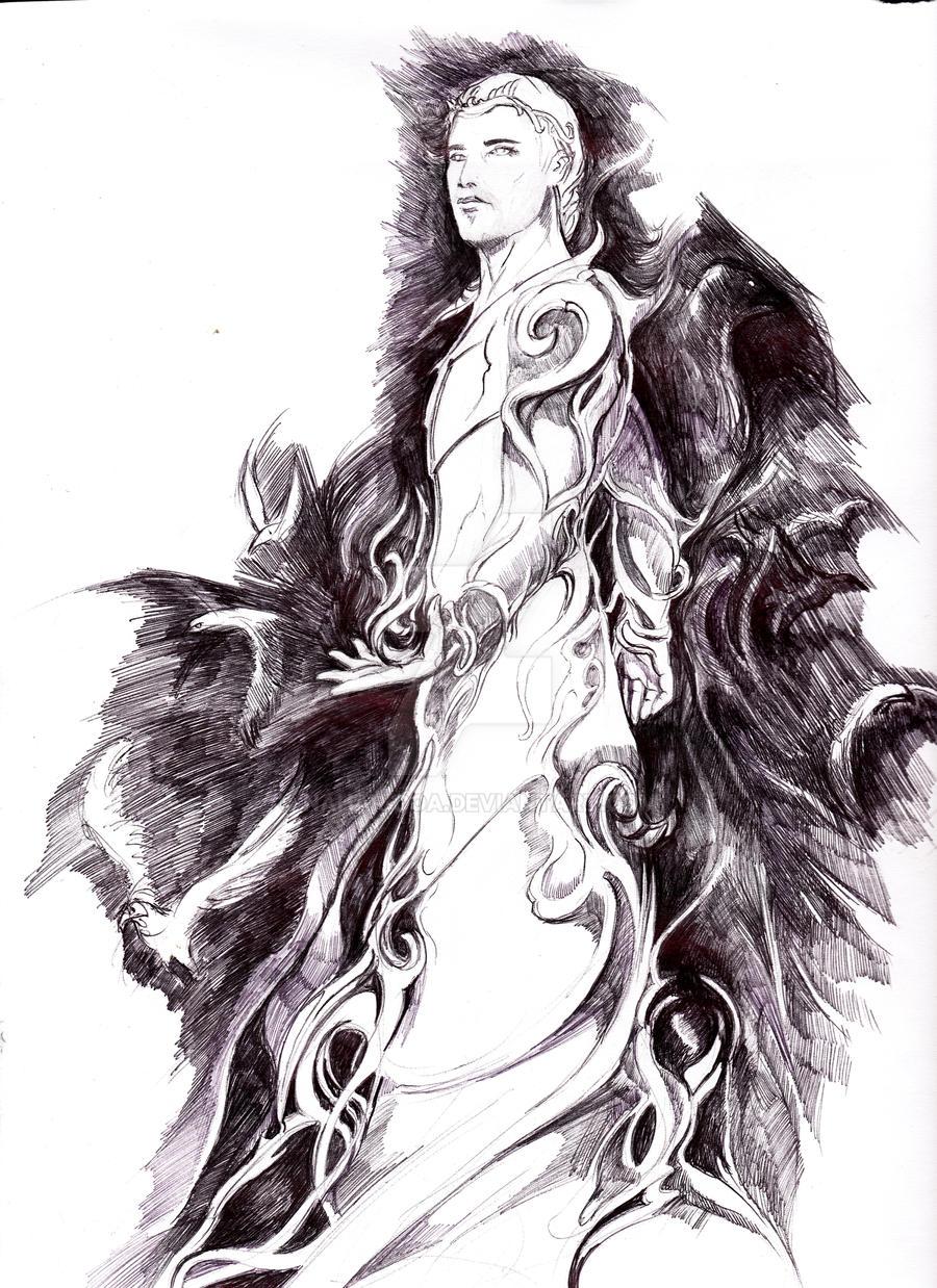 Manwe by Nahar-Doa