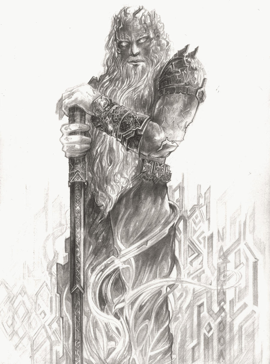 Father of the Dwarves by Nahar-Doa