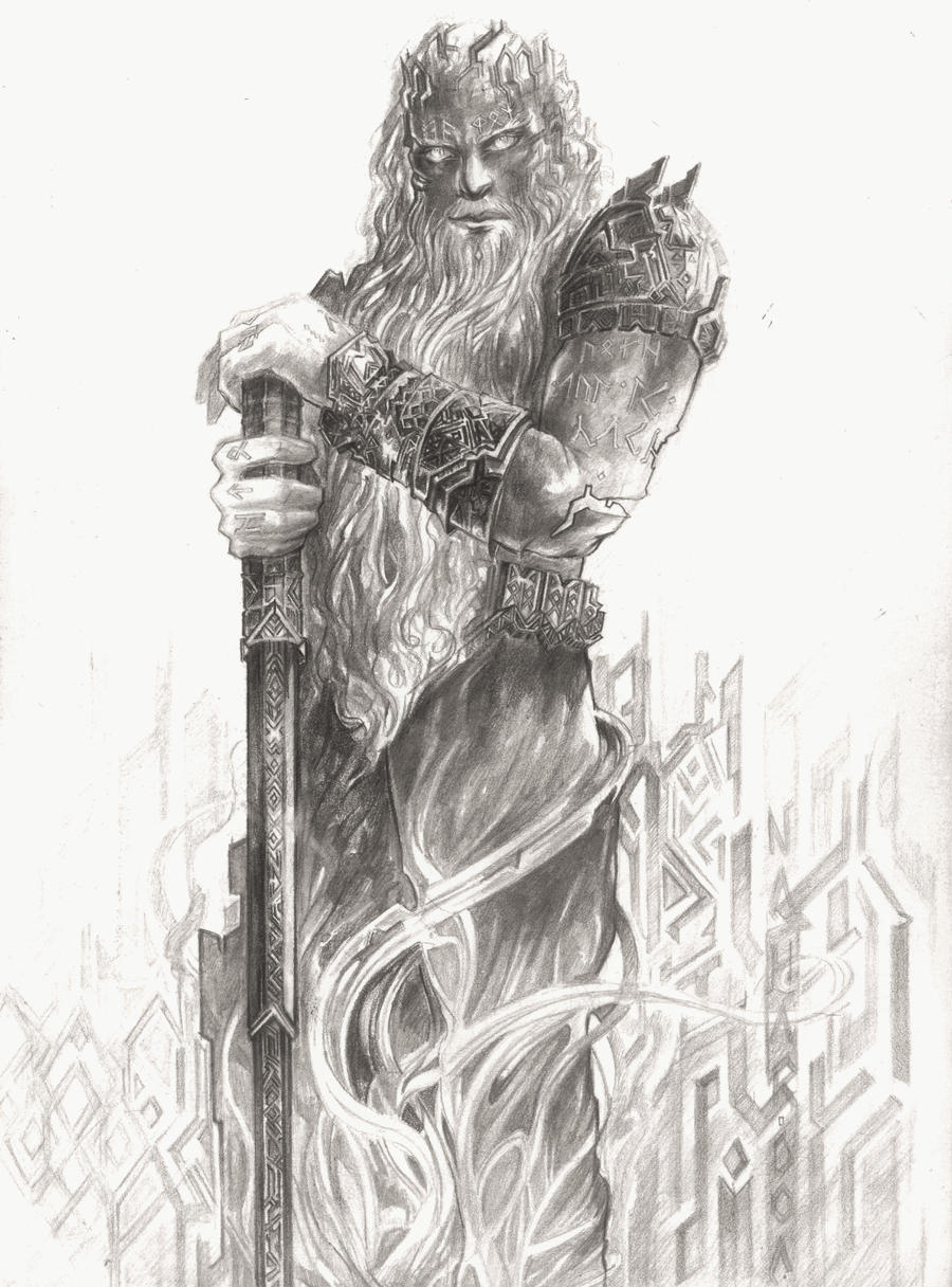Father of the Dwarves