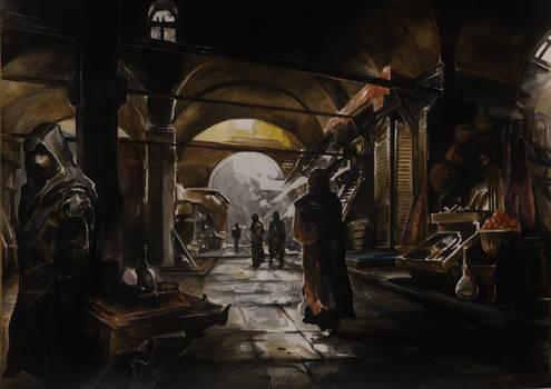 Assassin's Creed Revelations Concept art