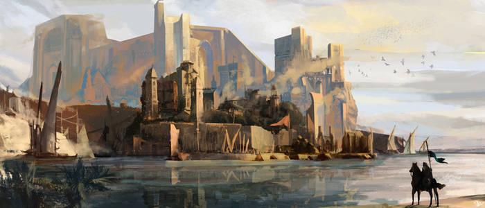 Phokaia In A Fantasy World