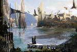 Welcome to Valinor. by Nahar-Doa