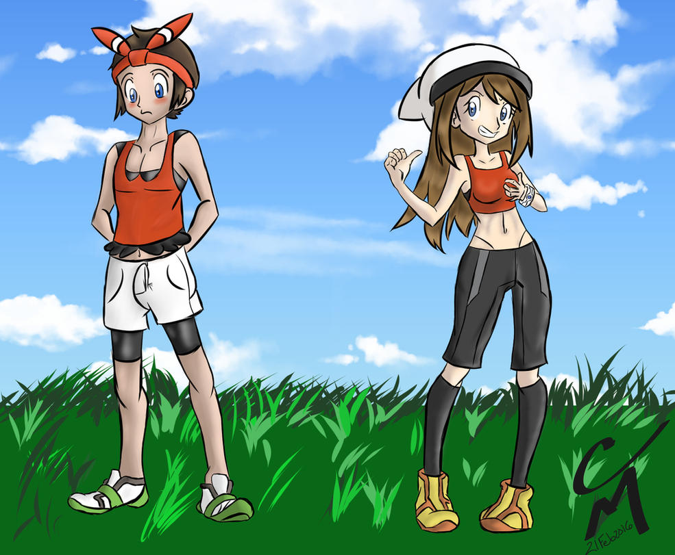 Pokemon Body Swap By CM-The-Artist On DeviantArt