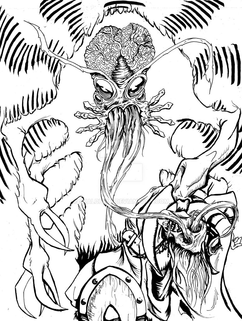 Mind Ant by Skaldheim