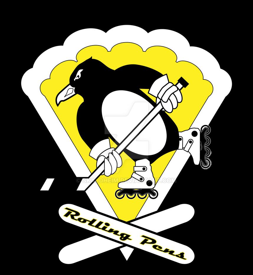 Roller Hockey Little League Logo by Skaldheim