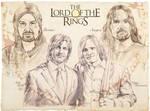 Aragorn and Boromir 2