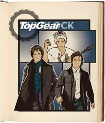 Fan of a TopGear and Sherlock. by 403shiomi