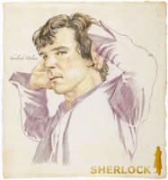 Sherlock Holmes 023 by 403shiomi