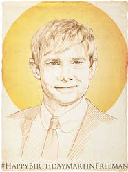 Happy Birthday Martin