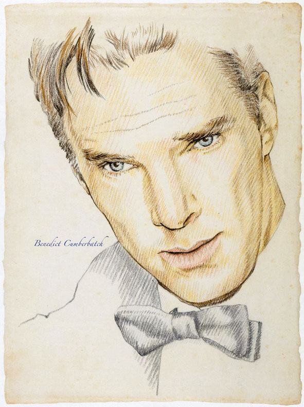Benedict Cumberbatch03 by 403shiomi