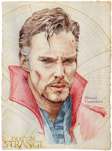 DOCTOR STRANGE3 by 403shiomi
