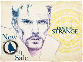 DOCTOR STRANGE Now on sale