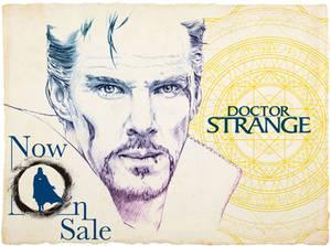DOCTOR STRANGE Now on sale