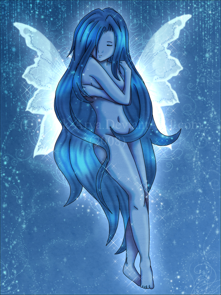.WateR FaiRy. by Dark-Arya on DeviantArt