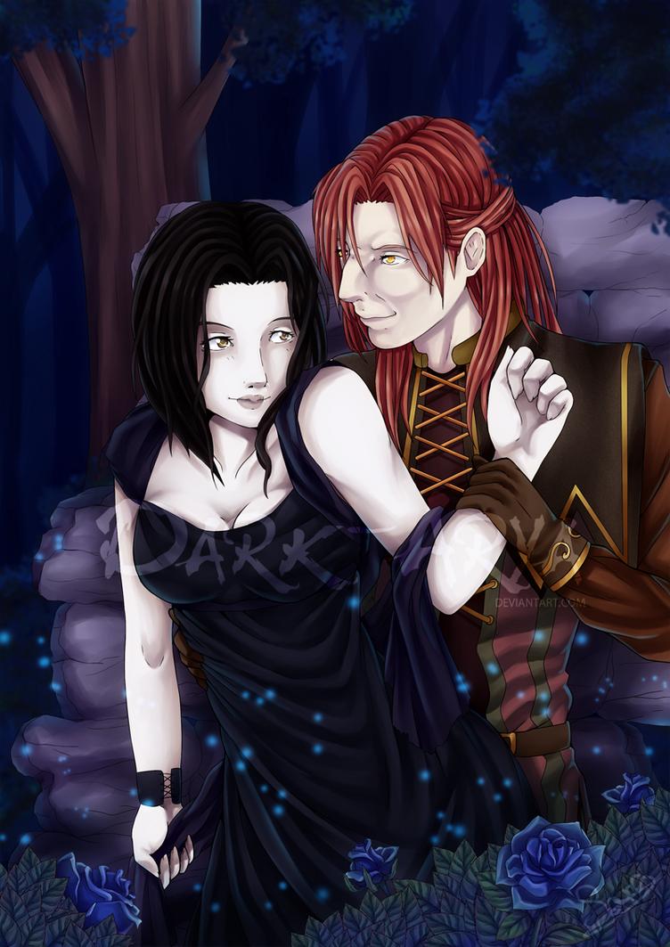 Commission :: Dolly-Belladonna by Dark-Arya