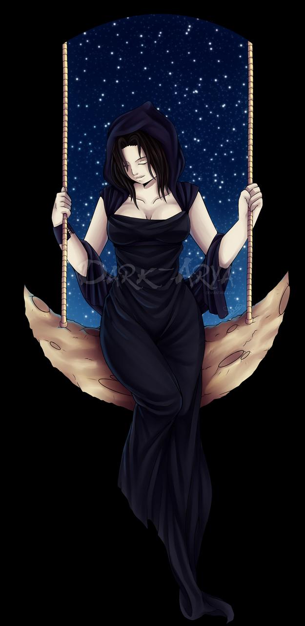 [Gift] Aisha Moonmaiden by Dark-Arya