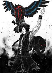 I Curse My Stars by Dark-Arya