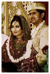 wedding ala india by gikz