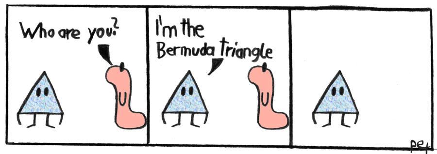 worm - triangle