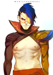 Fanart Kayn League of Legends