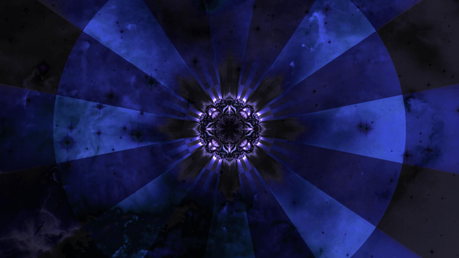 Space Fractal 36 by saintabyssal on deviantART  Fractals In Space