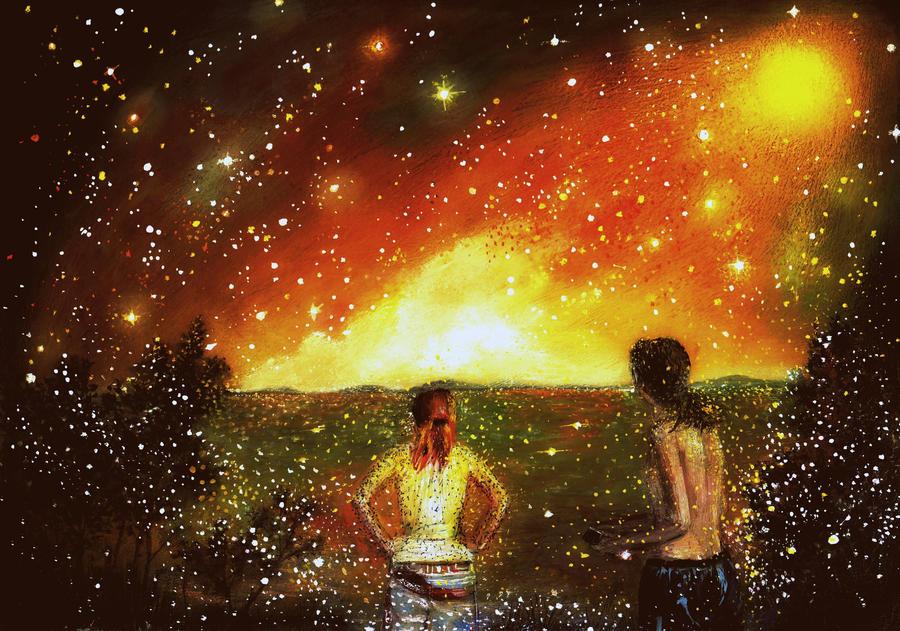 Stardust by milenkadelic