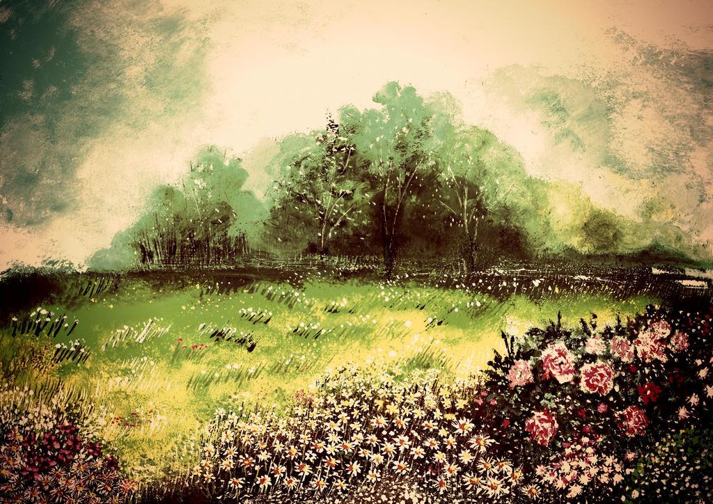Field of dreams II by milenkadelic