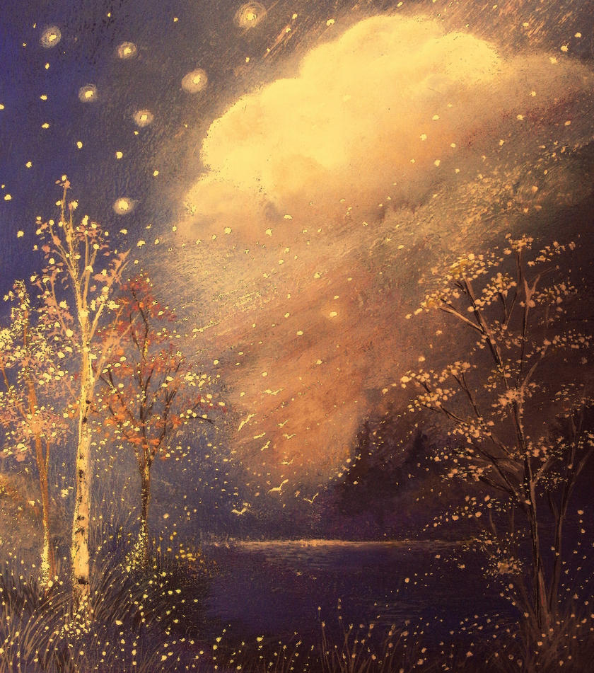 Jewels in the sky by milenkadelic