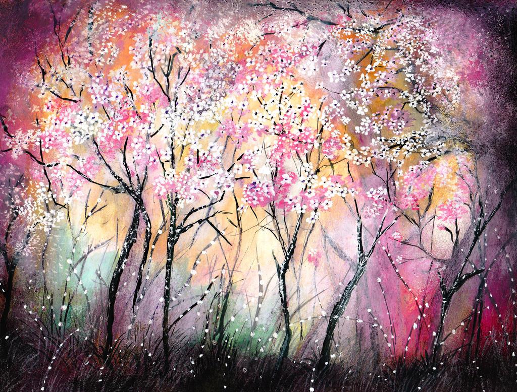 Dreaming of spring by milenkadelic