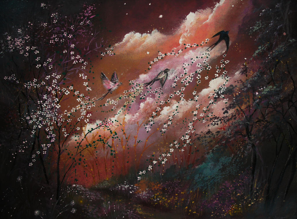 Dreamland II by milenkadelic