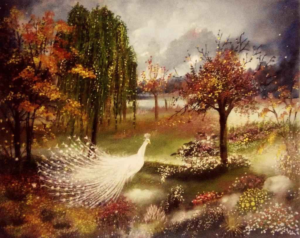 Keeper of the Secret Garden by milenkadelic