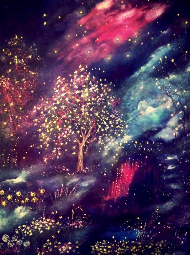 Magic's eve by milenkadelic