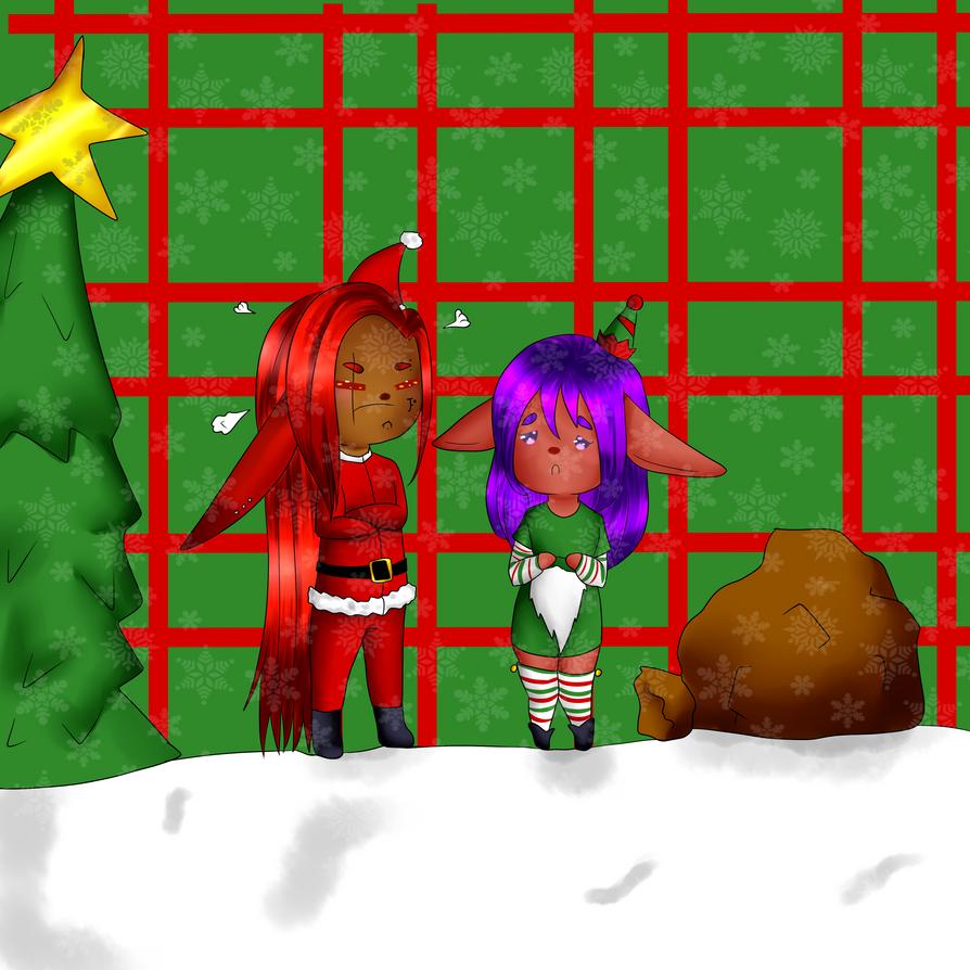 Christmas Helper by Tigerlillyhunt