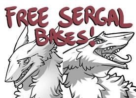 free sergal icons by louizim